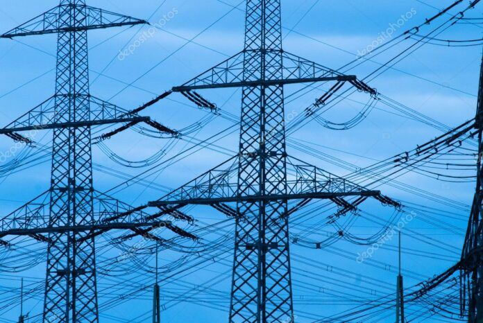 depositphotos 3636160 stock photo power lines for electricity transport